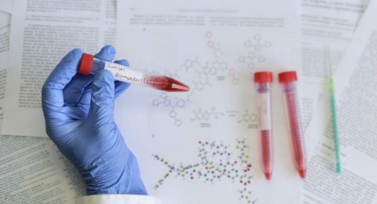 Inexpensive Chemosensor Detects Developing Cancer