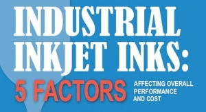 Industrial Inkjet Performance
