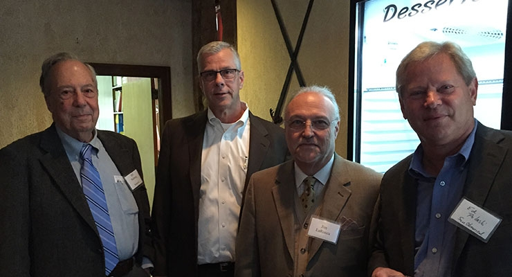 Slideshow: Brad Bergey Receives MNYPIA 2016 Man of the Year