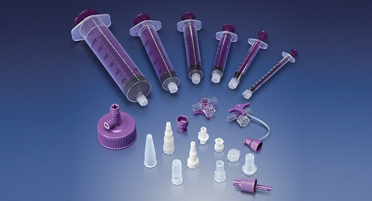 Qosina Enteral Feeding Connectors that Meet ISO 80369-3 Standard