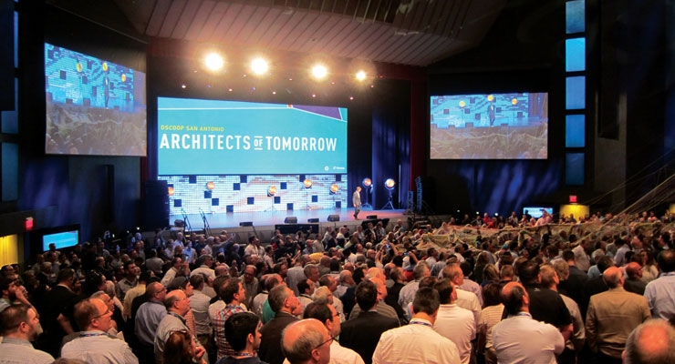 Dscoop presents 'Architects of Tomorrow'