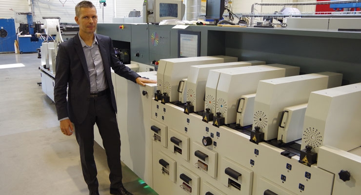 French label converter finds success with SPGPrints