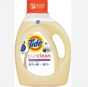 Tide Rolls Out Biobased Detergent