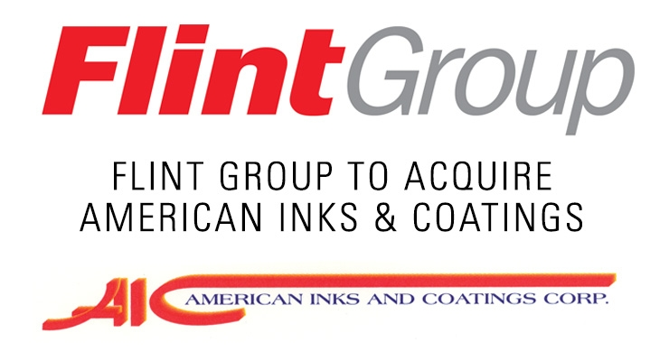 AIC Acquisition Adds to Flint Group's Strength in Packaging Inks