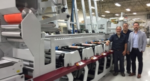iFLEX Labels adds Mark Andy press