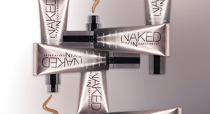 Urban Decay selected Fusion's 40ml Shine FX Airless Tru Tube for its new One & Done Hybrid Complexion Perfector Broad Spectrum SPF 20.