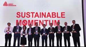 Avery Dennison recognizes global suppliers during awards ceremony
