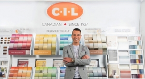 CIL Paint Collaborates with Designer Yanic Simard to Unveil New Color Center in Unexpected Way