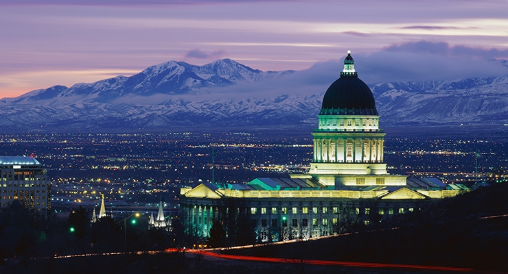 Salt Lake City, UT is a great location for a business meeting