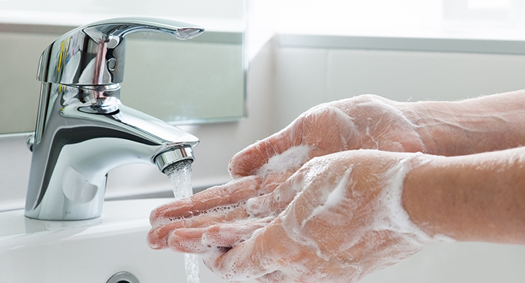 Hand hygiene is critical, but frequent washing strips away vital lipids and can cause health problems