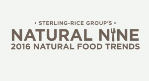 Top Nine Natural and Organic Food Trends