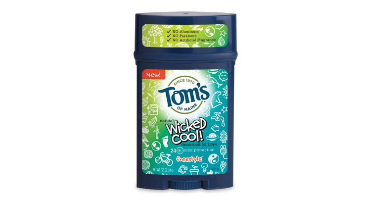 Tom's Wicked Cool!  Deo at Target