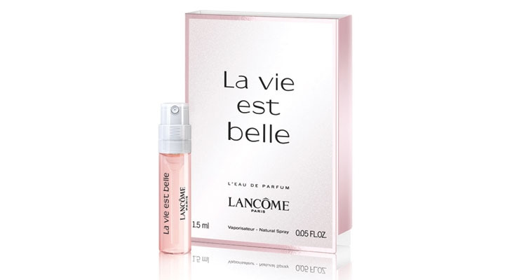 L'Oréal Taps Albéa for Samples