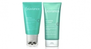 Exuviance Rolls Out Body Care
