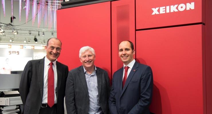 CS Labels adds third Xeikon CX3 digital press
