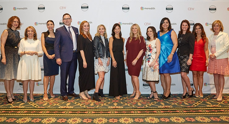 Slideshow: CEW Beauty Insider Awards 2016 - Presenters.
