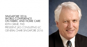 Podcast: Singapore 2016, World Conference on Fabric & Home Care