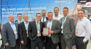 Superior Materials Named AkzoNobel Distributor of the Year for Bermocoll