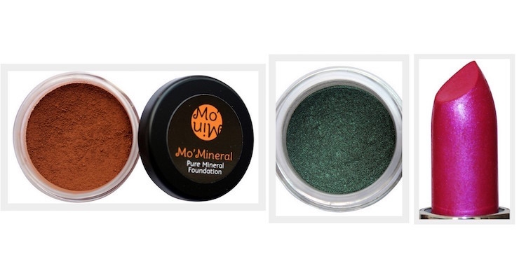 Mineral Makeup For Dark Skin Launches