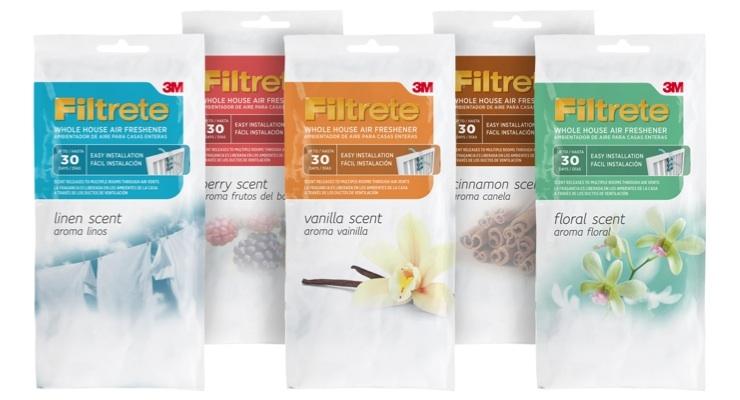 3M Filtrete Makes Foray Into Home Fragrance