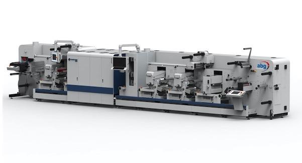 Autajon orders Domino/ABG hybrid UV inkjet label press