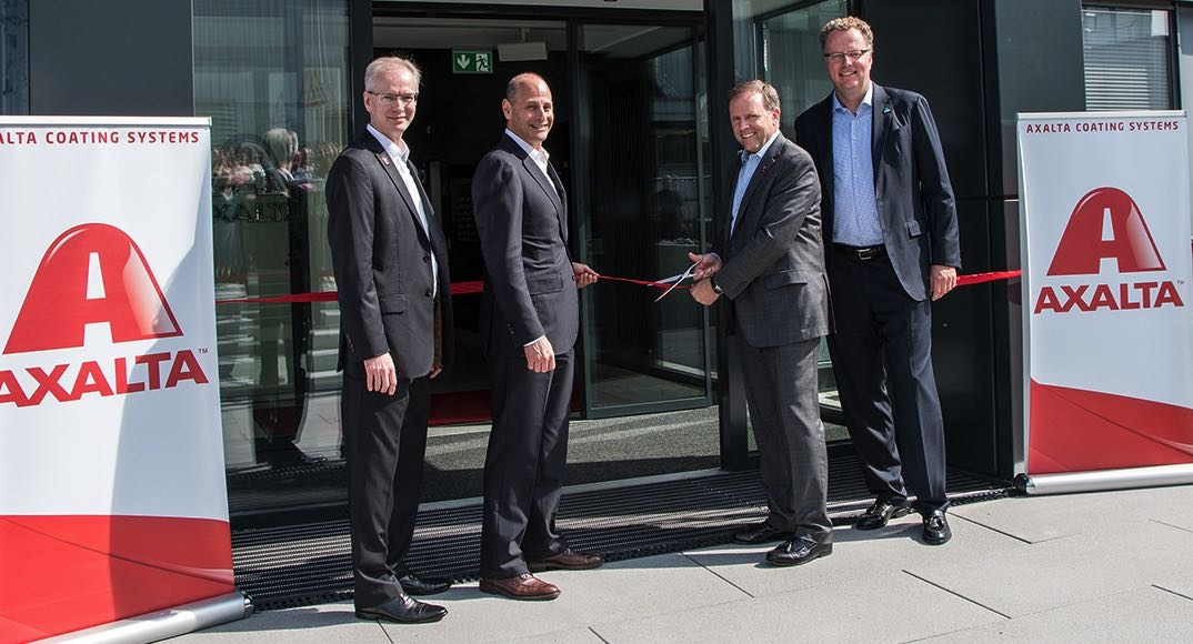 Axalta Opens Expanded European Technology Centre in Wuppertal, Germany