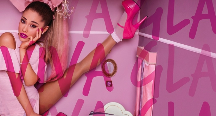 Ariana Grande Is Back for More Viva Glam