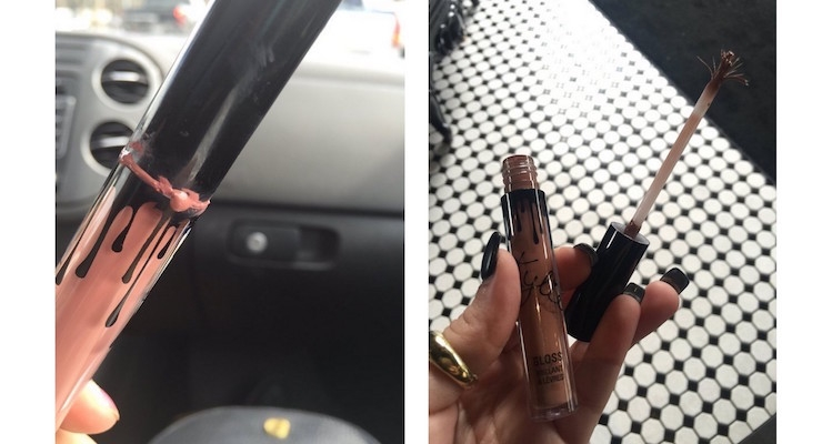 Packaging Problems Plague Kylie Cosmetics