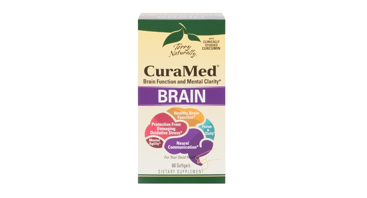 Terry Naturally Introduces CuraMed Brain