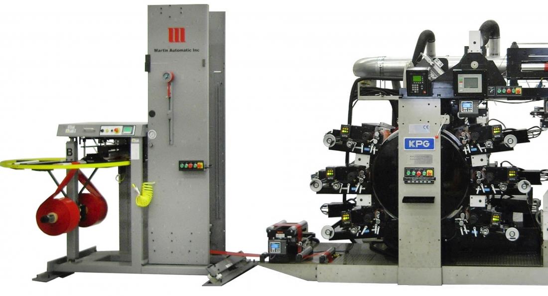 KPG enjoys partnership with Martin Automatic