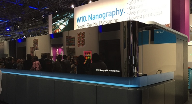 New Press Technologies on Display at drupa 2016