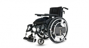E-Wheelchair Needs to Lose Some Weight