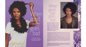 Dark and Lovely Helps Launch Beauty Book By Curly Nikki