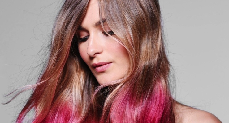 Color Kissed Hairspray Also Conditions
