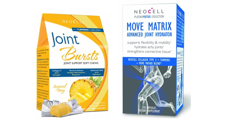 NeoCell Introduces New Products For Maintaining Healthy Joints