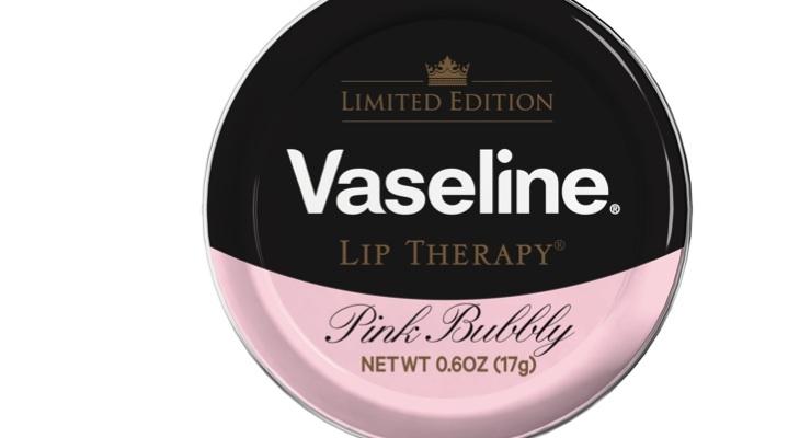 Vaseline Launches Lip Tins