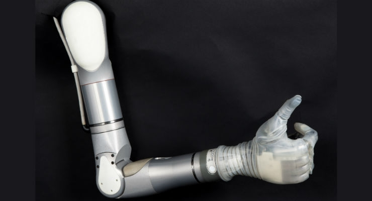 LUKE Integrated Prosthetic Arm to Launch in Late 2016