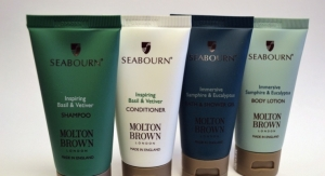 Molton Brown and Seabourn Set Sail