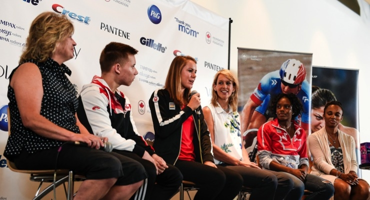 P&G Kicks of Olympic Promotion in Canada