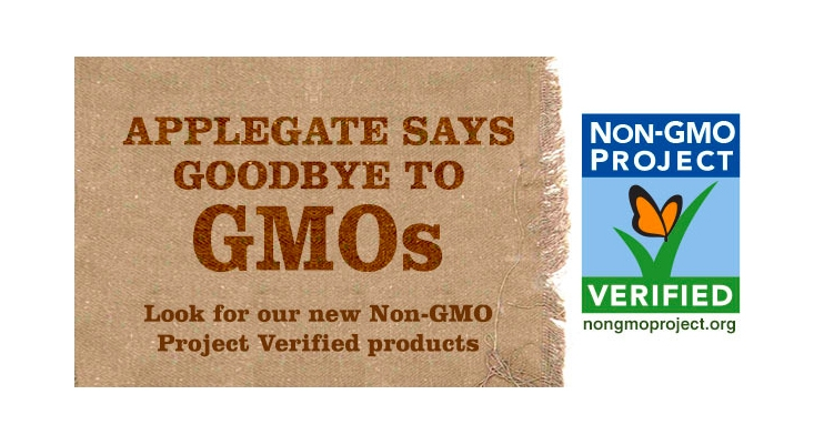 Applegate Removes GMOs From Its Supply Chain