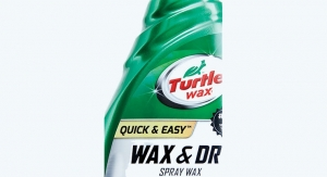 Turtle Wax goes green
