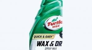 Turtle Wax goes green