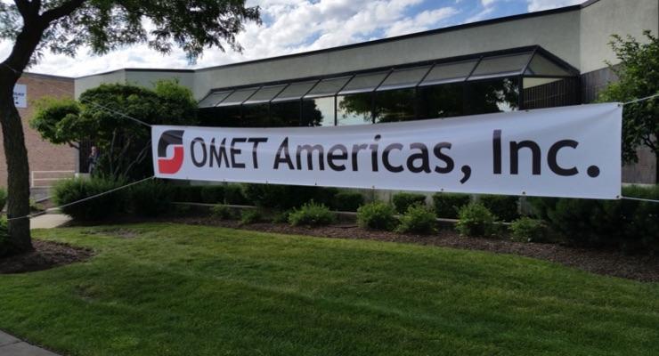 Omet hosts Open House in Illinois