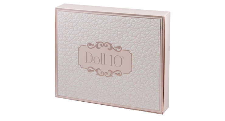 DISC produces many of  Doll 10 Beauty's cartons and boxes.