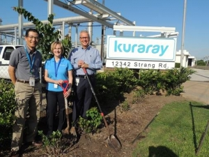 Kuraray Celebrates 90 Years of Business in Specialty Chemicals