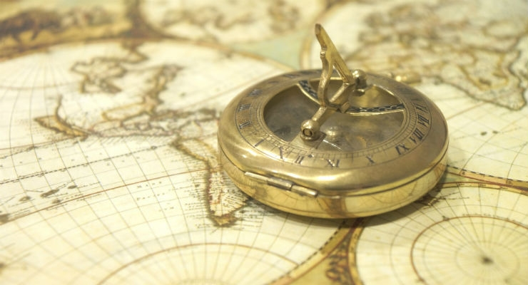 How to Keep Your Inner Compass from Becoming Demagnetized