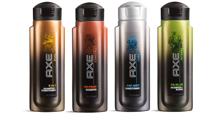 Slideshow: Men's Hair Care Packaging