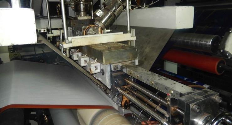 Uflex launches Extrusion Lamination Machine EL-1300