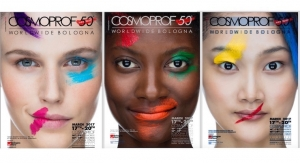 A New Ad Campaign Debuts for Cosmoprof Worldwide's 50th Anniversary