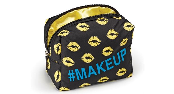 Qosmedix Launches #MAKEUP Cosmetic Bag